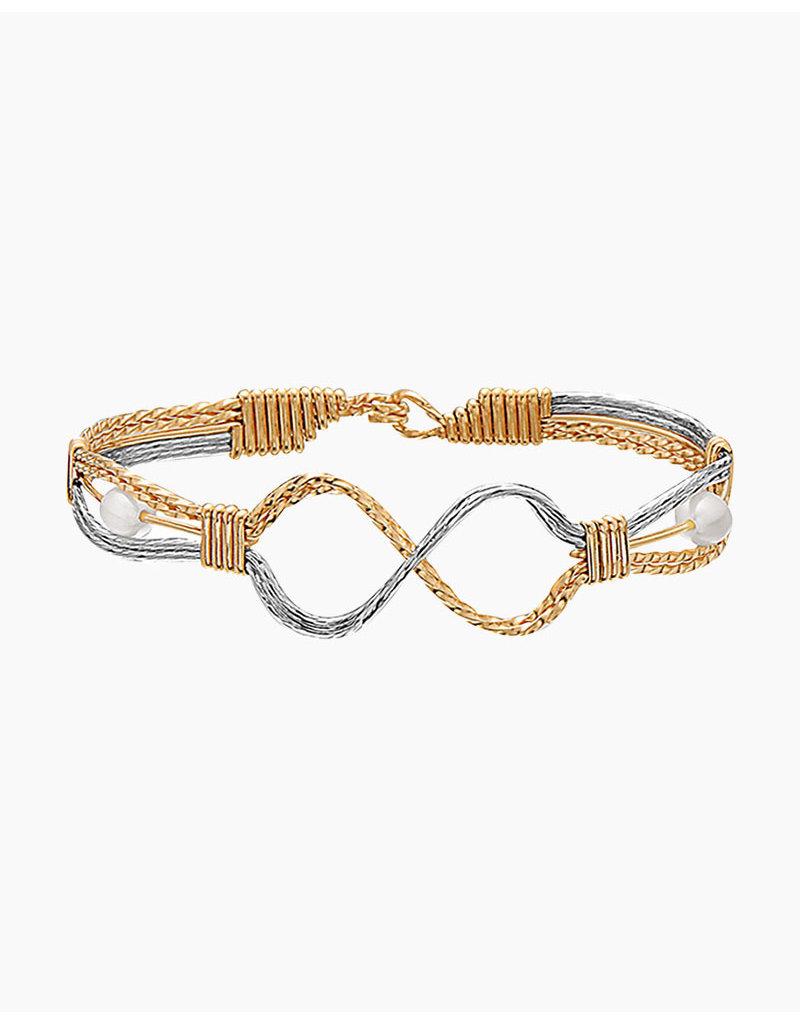 Ronaldo Designer Jewelry Infinite Angel Bracelet