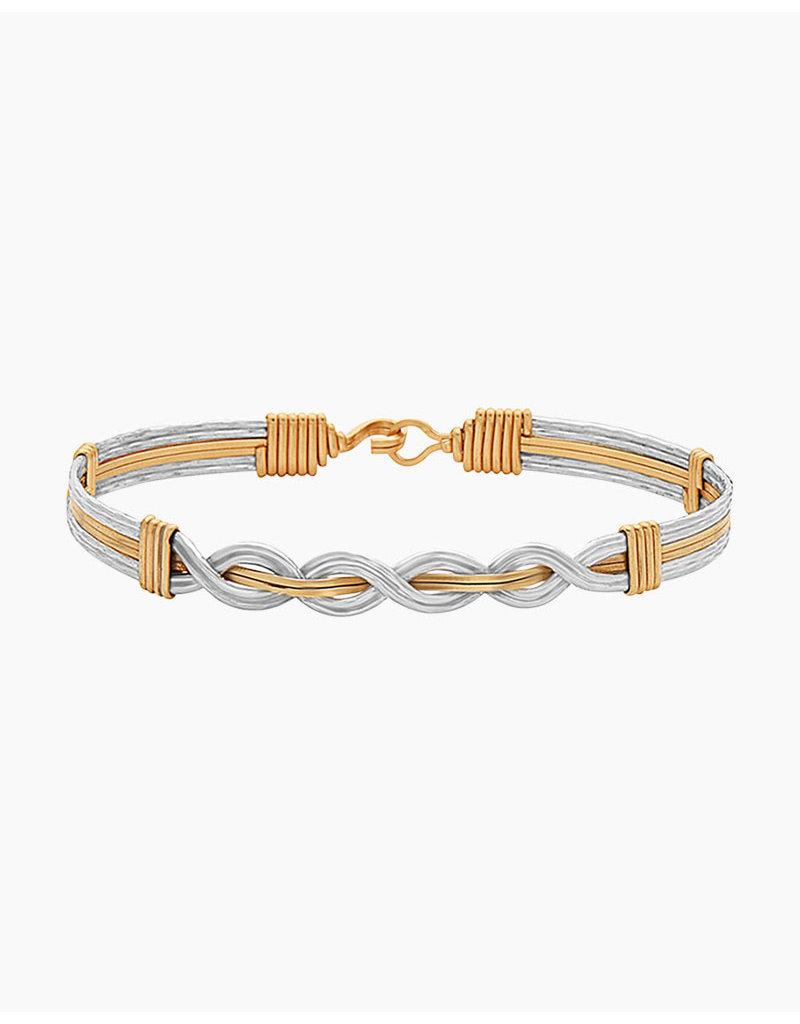 Ronaldo Designer Jewelry To the Moon and Back Bracelet