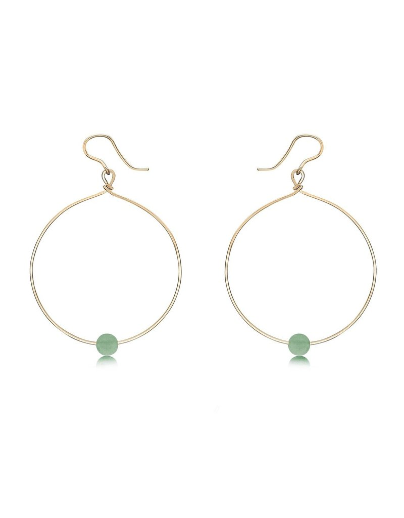 Ronaldo Designer Jewelry Breathe Earrings
