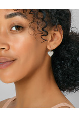 Kendra Scott Ari Heart Drop Earrings