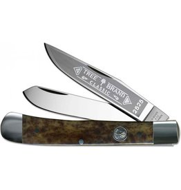 Boker Knives Buckskin Smooth Bone Trap Carbo