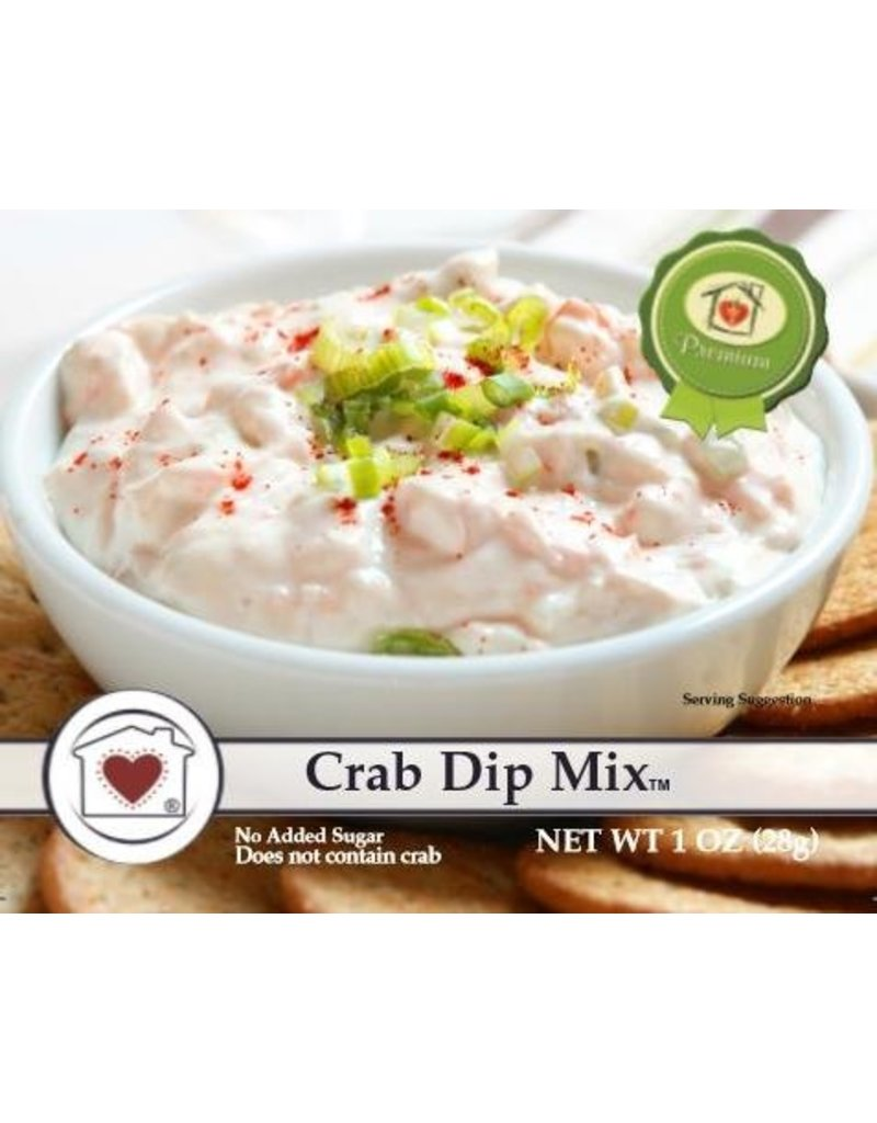 Country Home Creations Crab Dip Mix