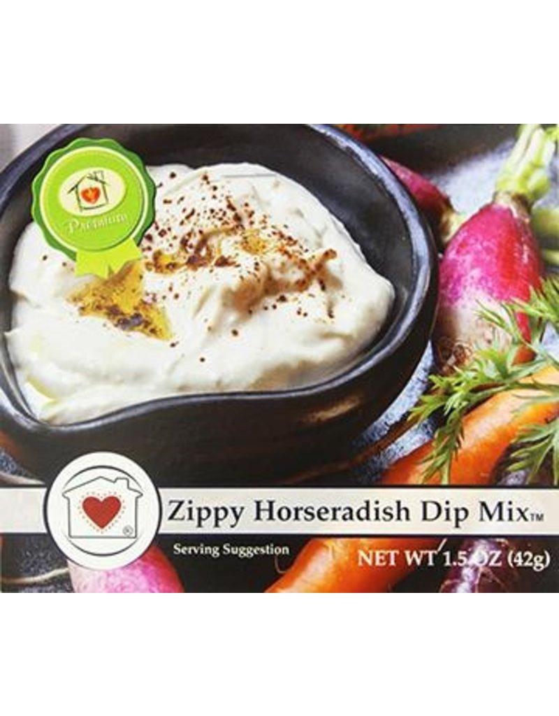 Country Home Creations Zippy Horseradish Dip Mix