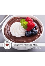 Country Home Creations Fudge Brownie Dip Mix