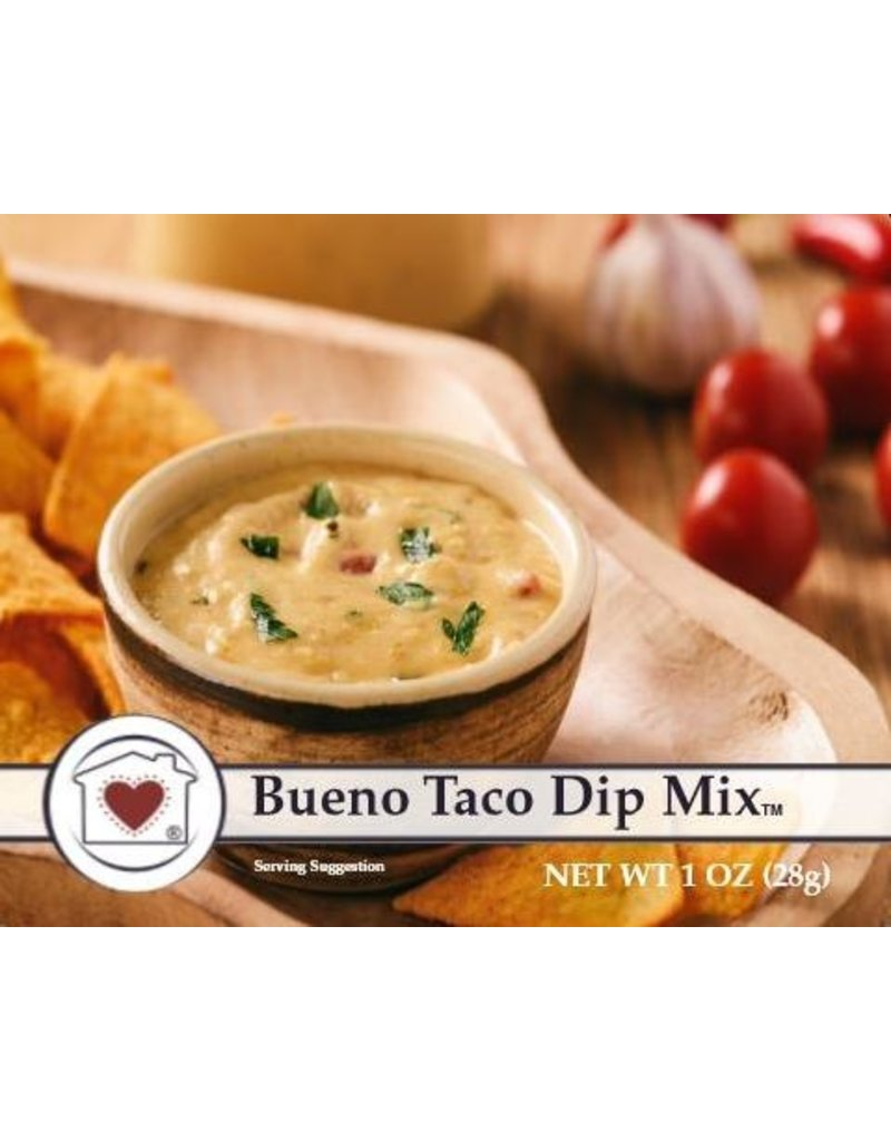 Country Home Creations Bueno Taco Dip Mix