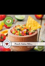Country Home Creations Peach Salsa Dip Mix