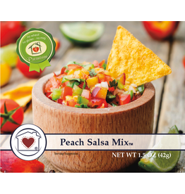 Country Home Creations Peach Salsa Dip Mix
