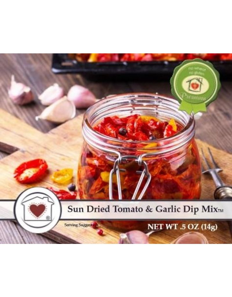 Country Home Creations SunDried Tomato & Garlic Dip Mix