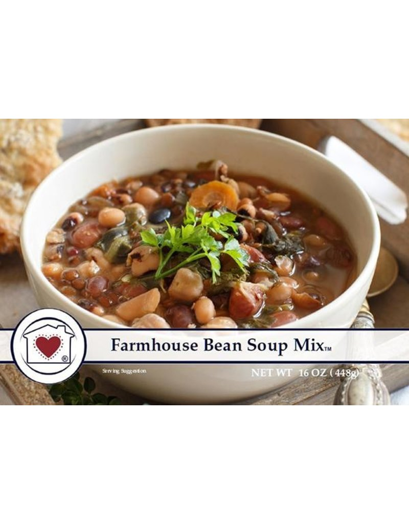 Country Home Creations Farmhouse Bean Soup Mix