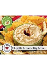 Country Home Creations Chipotle & Garlic Dip Mix