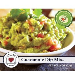 Country Home Creations Guacamole Dip Mix