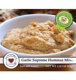Country Home Creations Garlic Supreme Hummus