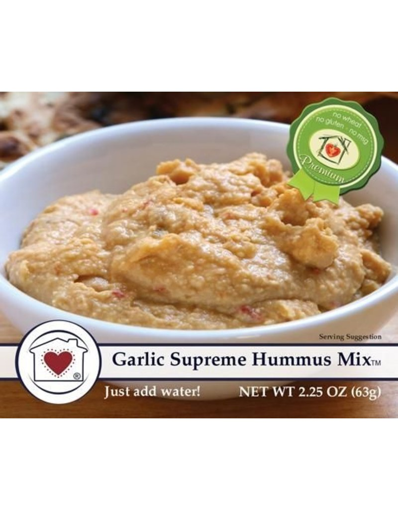 Country Home Creations Garlic Supreme Hummus