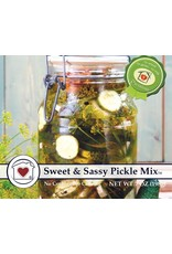 Country Home Creations Sweet & Sassy Pickle Mix