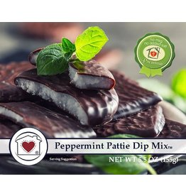 Country Home Creations Peppermint Pattie Dip