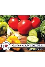 Country Home Creations Garden Medley Dip Mix