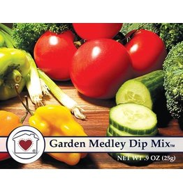 Country Home Creations Garden Medley Dip Mix