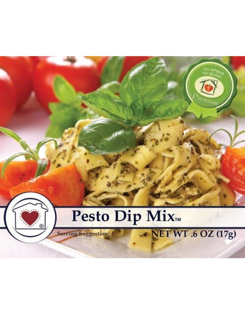 Country Home Creations Pesto Dip Mix