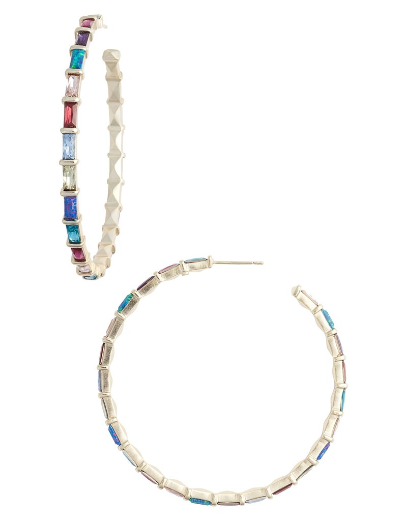 Kendra Scott Thora Hoop Earring