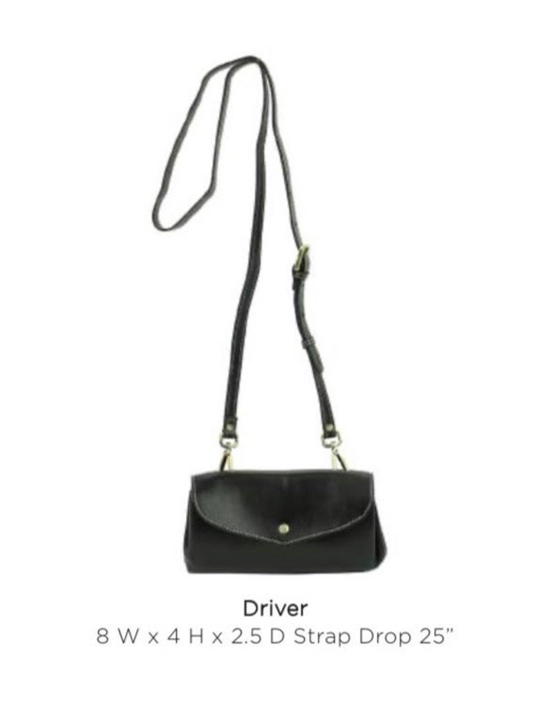Hobo Bags Driver Crossbody