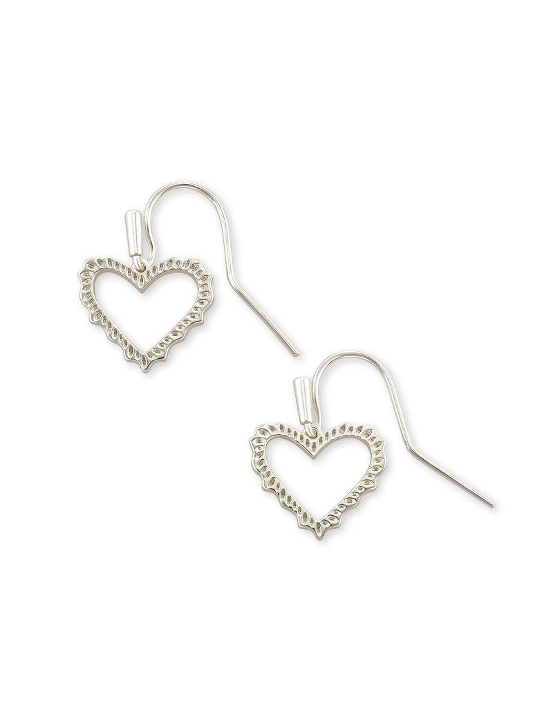 Kendra Scott Sophee Heart Drop Earring