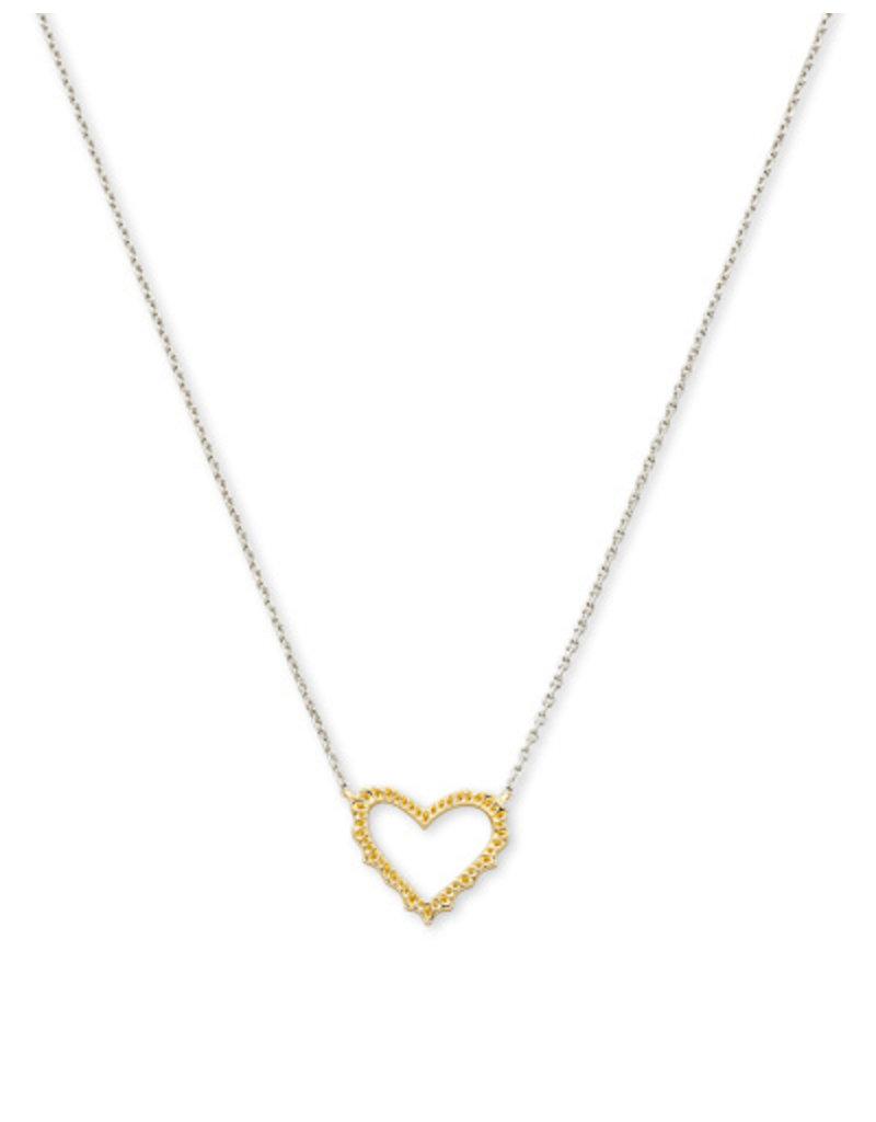 Kendra Scott Sophee Heart Small Pendant