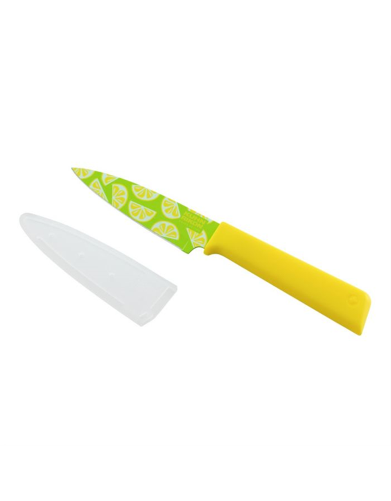 Kuhn Rikon Funky Fruit Paring Knife