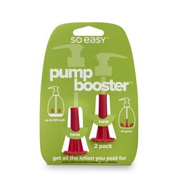 American Products Group So Easy Pump Booster 2 Pack