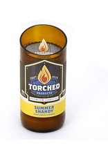 Torched Products Beer Bottle Candle-Summer Shandy