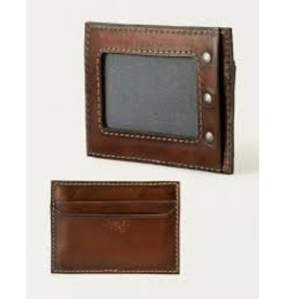 Mission Mercantile Front Pocket Wallet