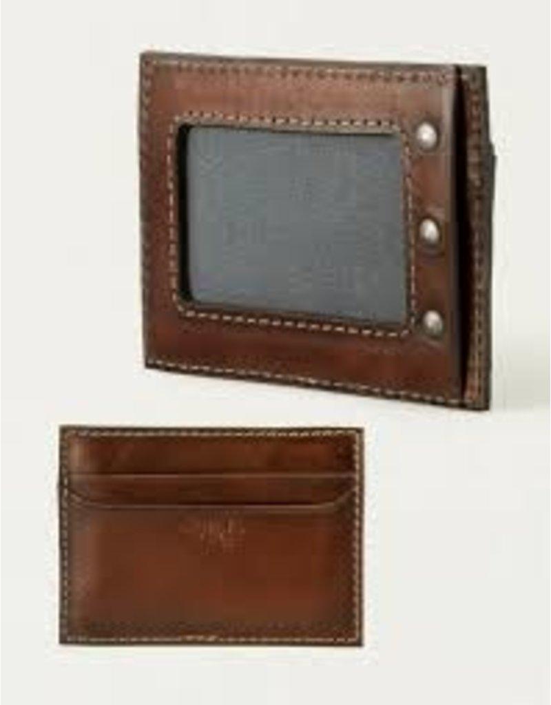 Mission Mercantile Front Pocket Wallet