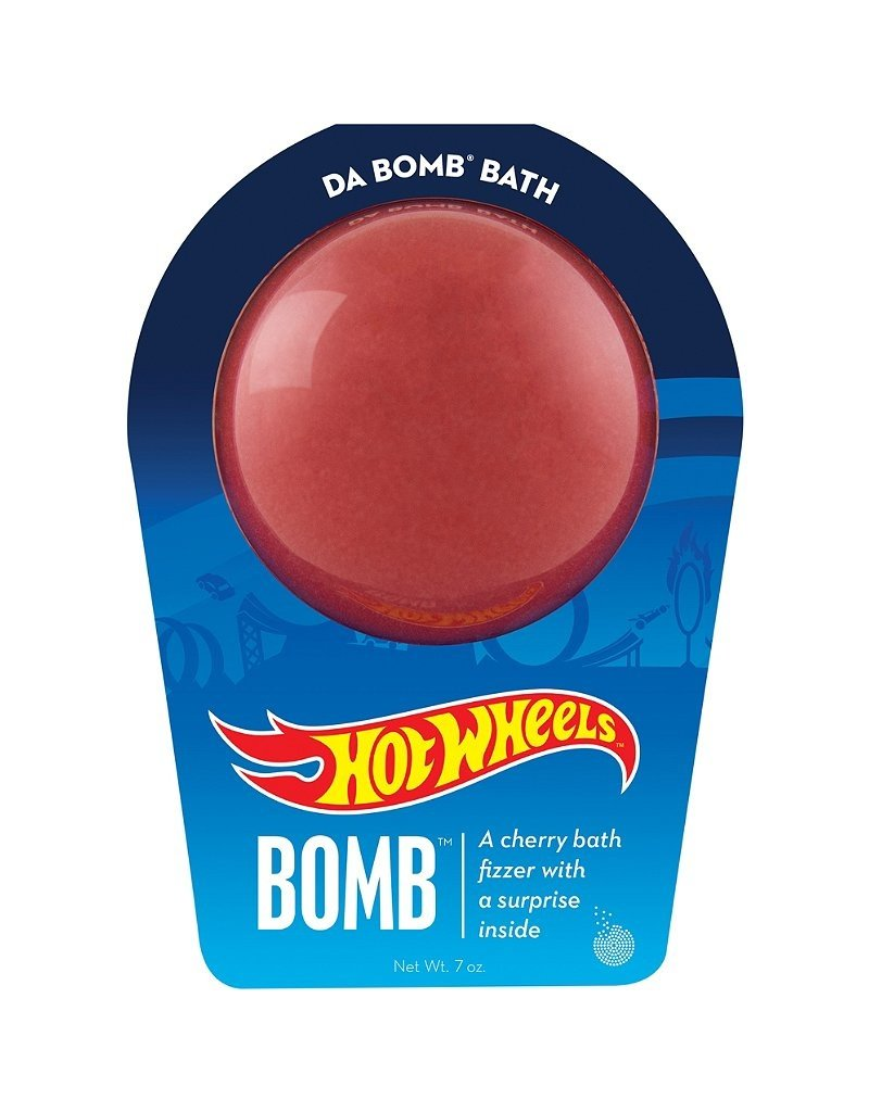 Da Bomb Bath Bombs - Hot Wheels