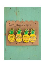 Natural Life Magnet Happy Clips