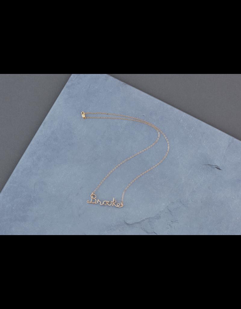 Ronaldo Designer Jewelry Ronaldo Name Necklace