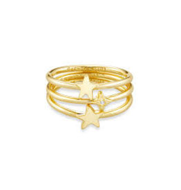 Kendra Scott Jae Star Ring Set