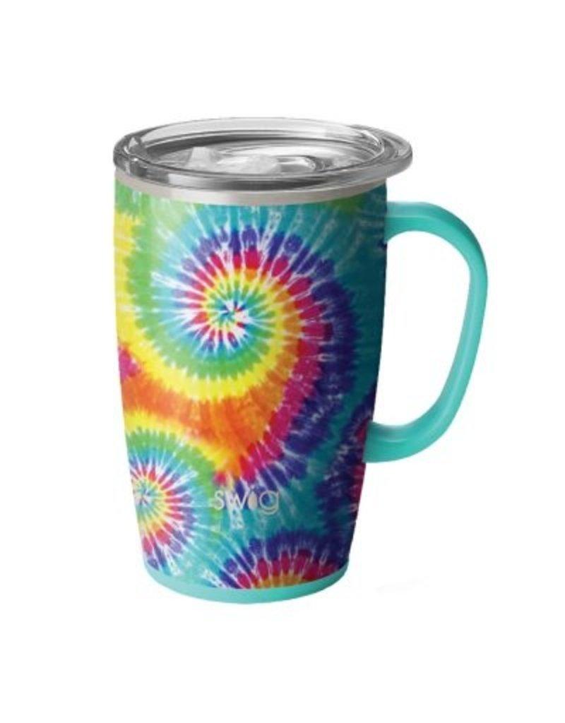 Swig Swig 18oz Mug-Swirled Peace
