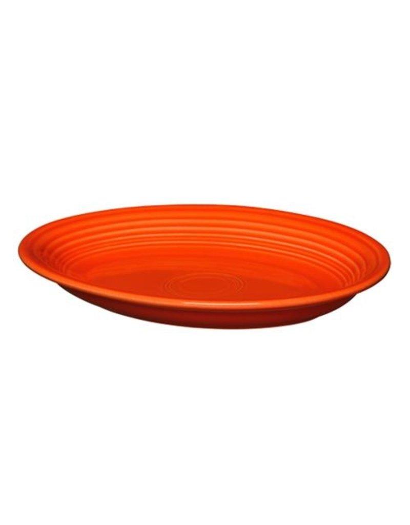 Fiesta Oval Platter, 13  5/8