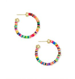Kendra Scott Reece Small Hoop