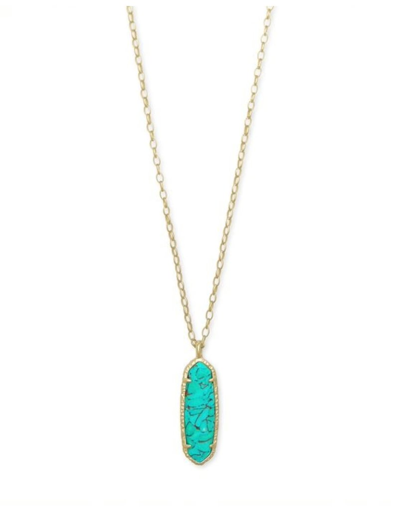 Kendra Scott Layla Long Pendant Necklace
