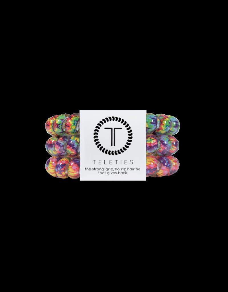 Teleties Teleties Small - Prints - 3 Pack Hair Coils