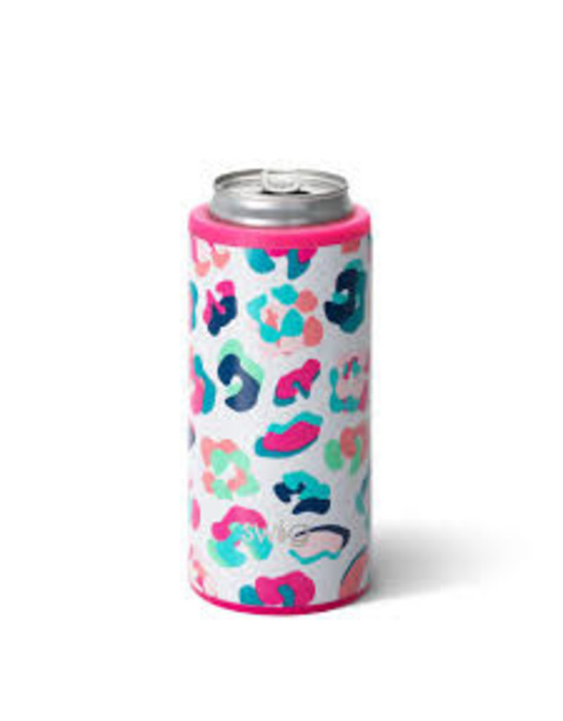 Swig Swig 12oz Skinny Can Cooler-Party Animal