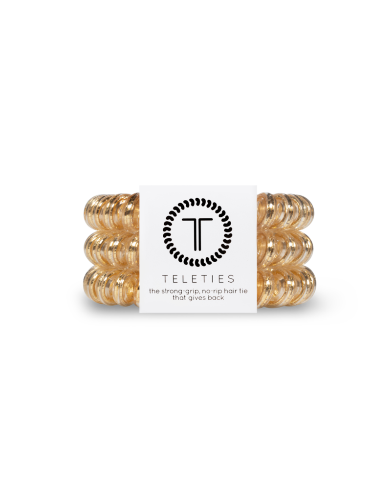 Teleties Large Teleties - Luxe Collection - 3 Pack Hair Coils