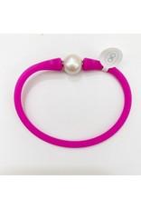 Gresham Jewelry Maui Bracelet - White Pearl - Bright