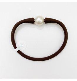 Gresham Jewelry Maui Bracelet - White Pearl - Neutral