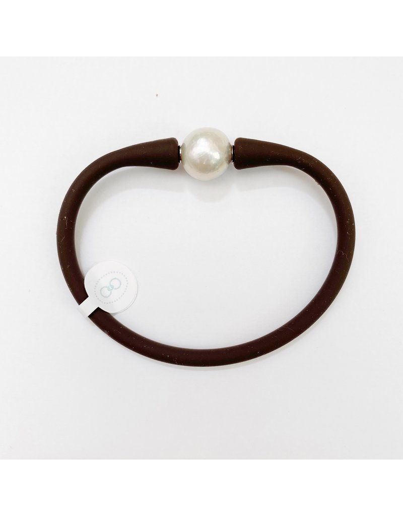 Gresham Jewelry Maui Bracelet - White Pearl - Neutral
