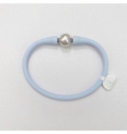 Gresham Jewelry Maui Bracelet - White Pearl - Pastel