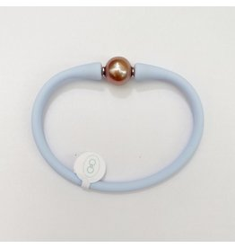 Gresham Jewelry Maui Bracelet - Pink Pearl - Pastel
