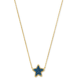 Kendra Scott Jae Star Necklace - Drusy