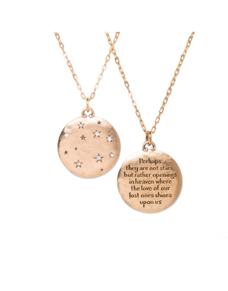 Beaucoup Designs Constelation Necklace - Gold