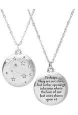 Beaucoup Designs Constelation Necklace - Silver